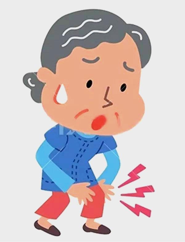 髋关节炎胯部疼痛