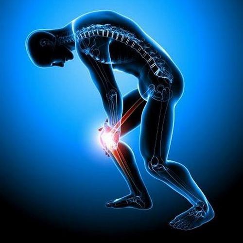 右膝关节退行性改变