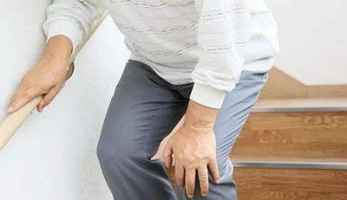 膝关节软骨磨损