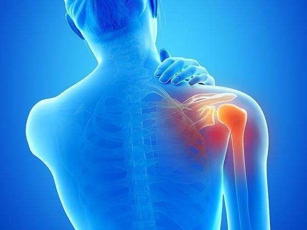 肩膀疼痛僵硬