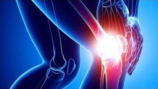 膝盖关节退变