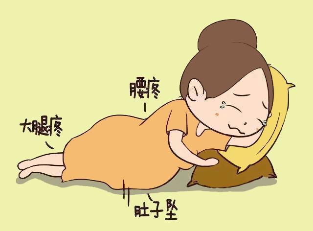 孕妇关节疼痛