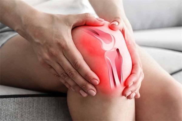 膝关节扭伤
