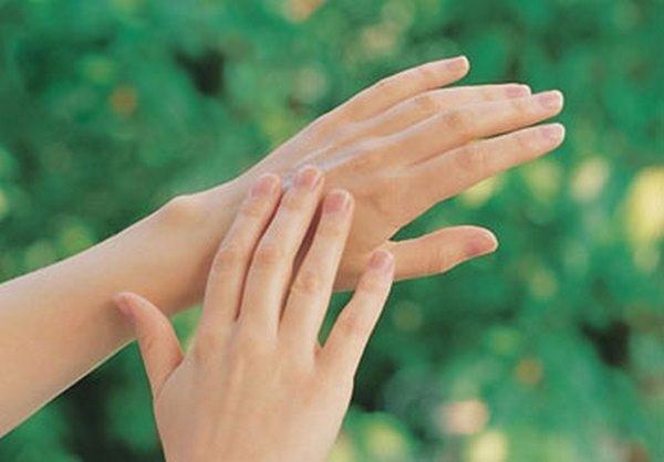 手指关节疼痛