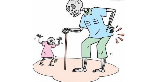 骨性关节炎多发于髋关节