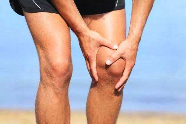 膝关节扭伤半月板撕裂